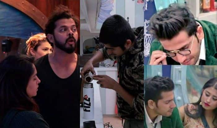 Bigg Boss 12 December 3 Written Update: Deepak-Rohit Steal Ration, Dipika Force Sreesanth to Say Sorry to Surbhi, Romil-Somi End Friendship