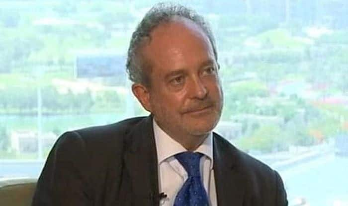 Christian Michel James File Photo