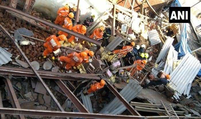 Three Dead, 8 Injured After Under Construction Building Collapses in Mumbai's Goregaon
