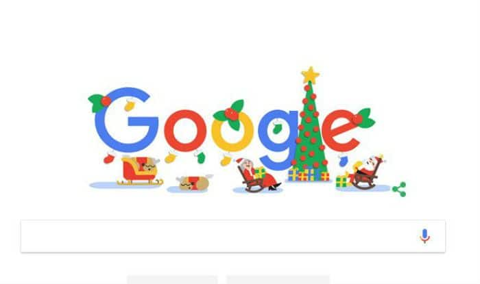 Christmas 2018: Google's Special Happy Holidays Doodle Spreads Cheer