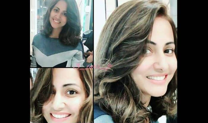 Hina Khan Gets a New Makeover, Looks Hot in Short Coloured Hair, Pictures Will Make You go Crazy