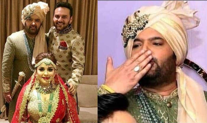 Kapil Sharma-Ginni Chatrath Wedding Inside Photos And Videos: Here's How Everyone's Favourite Comedian Got Hitched