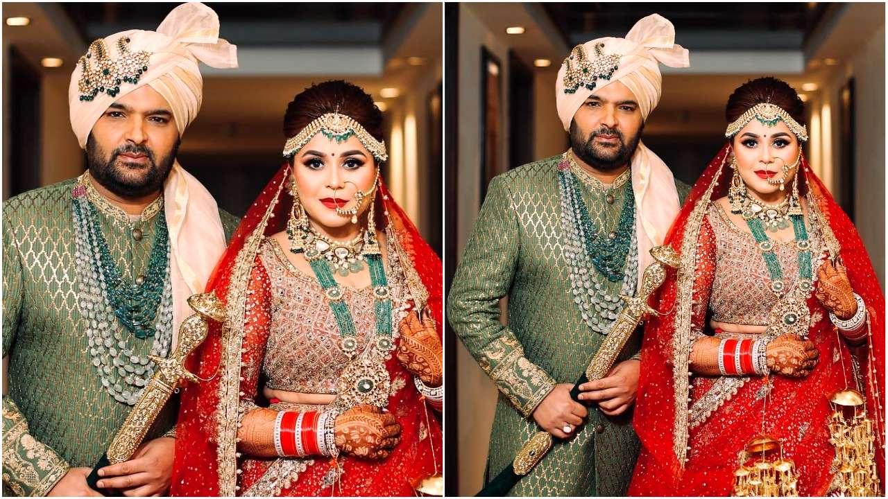 kapil wedding