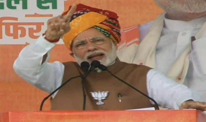 Rajasthan Assembly Election 2018: Kartarpur in Pakistan Today Because of Then Congress Leaders' Lack of Vision, Says PM Modi