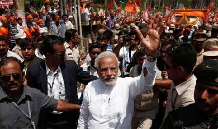 Varanasi Turns Into Fortress Ahead of PM Narendra Modi's Roadshow; Amit Shah, Nitin Gadkari to Attend