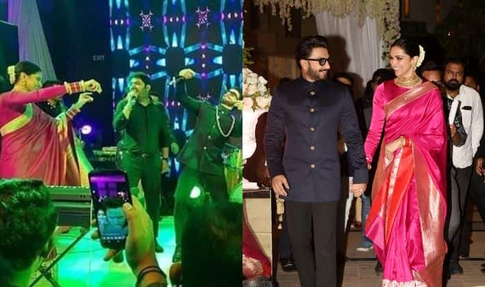 Kapil Sharma-Ginni Chatrath's Reception: Deepika Padukone And Ranveer Singh Dance Like Nobody is Watching, Watch