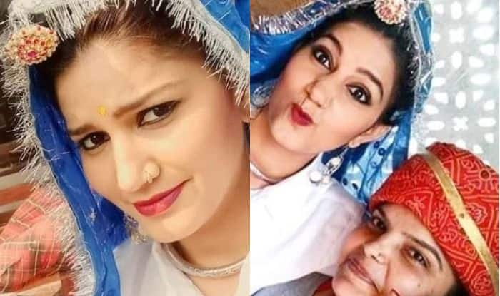 Haryanvi Hottie And Chetak Fame Sapna Choudhary's Desi Avatar is Breaking The Internet, Check