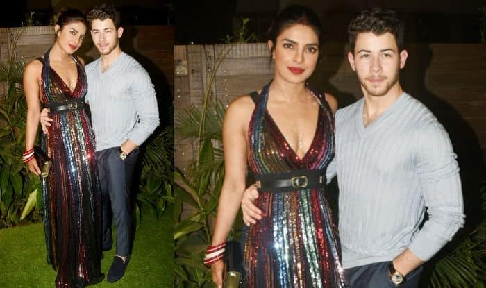 Priyanka Chopra Jumps Back to Work Post Wedding, Attends Bumble App Launch With Nick Jonas in Mumbai; See Pictures