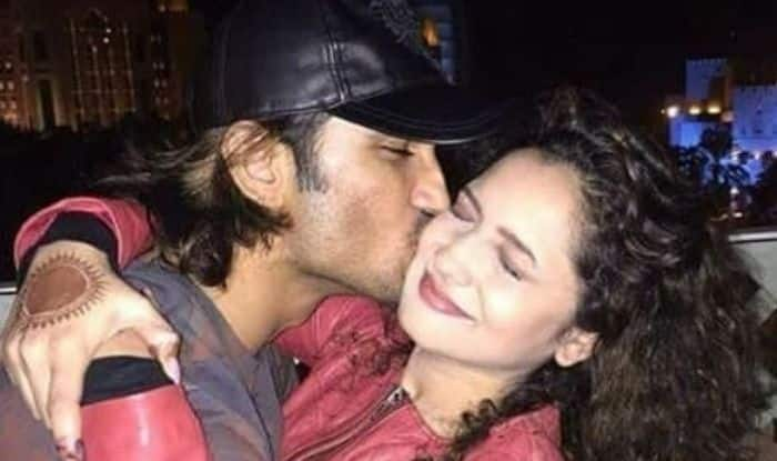 Sushant Singh Rajput Comments on Ex-Girlfriend Ankita Lokhande's First Look From Manikarnika: The Queen of Jhansi, Wishes Her All The Luck And Happiness