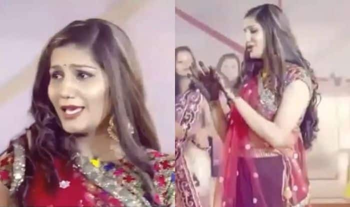 Haryanvi Bombshell And Chetak Fame Sapna Choudhary is a Blushing Bride in This Video, Check