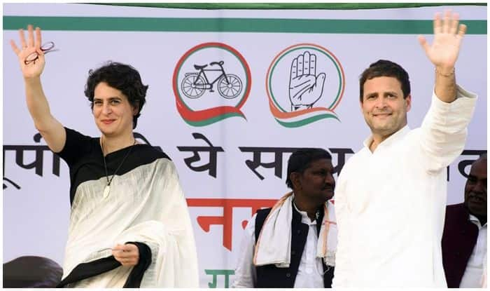 Where Were You When My Brother Was Fighting Modi Alone: When Priyanka Gandhi Fired at CWC Meet