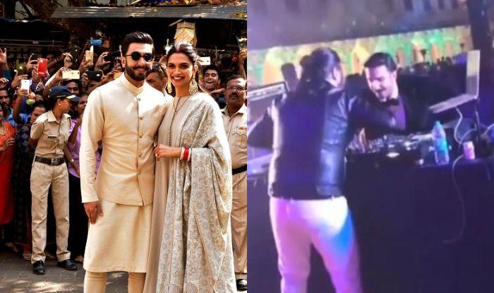 Deepika Padukone Dances Her Heart Out as She Did Hook Steps From Ranveer Singh's Popular Track Malhari at The Ambani Wedding Bash – Watch