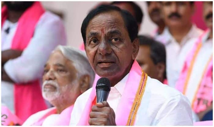 'Not Going to Hold Talks With Agitators,' Says Telangana CM Amid Rising Protests Over Death of SRTC Driver