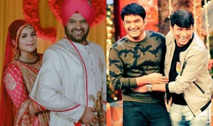 Kapil Sharma-Ginni Chatrath's Wedding Reception: Bharti Singh And Chandan Prabhakar Dancing to Punjabi Songs Will Give You Tera Yaar Hoon Main Feels