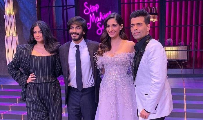 Koffee with Karan 6: Sonam, Rhea, Harshvardhan Kapoor Spill Beans on Anil Kapoor, Kareena Kapoor Khan And More