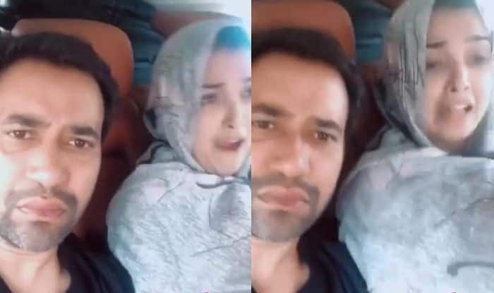 Bhojpuri Hot Couple And Nirahua Hindustani 3 Fame Amrapali Dubey-Dinesh Lal Yadav's Video is Adorable Beyond Words, Watch