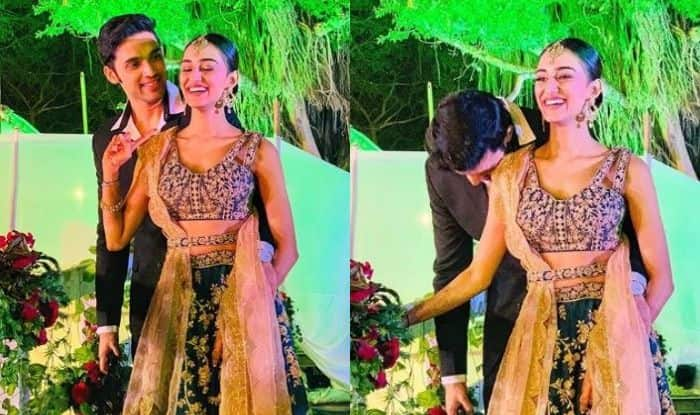 Kasautii Zindagii Kay Stars Erica Fernandes And Parth Samthaan's Pictures From a Wedding Look Straight Out of a Bollywood Film, Check