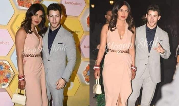 Priyanka Chopra Jumps Back to Work Right After Tying The Knot With Nick Jonas, Attends Event in Delhi; See Pictures