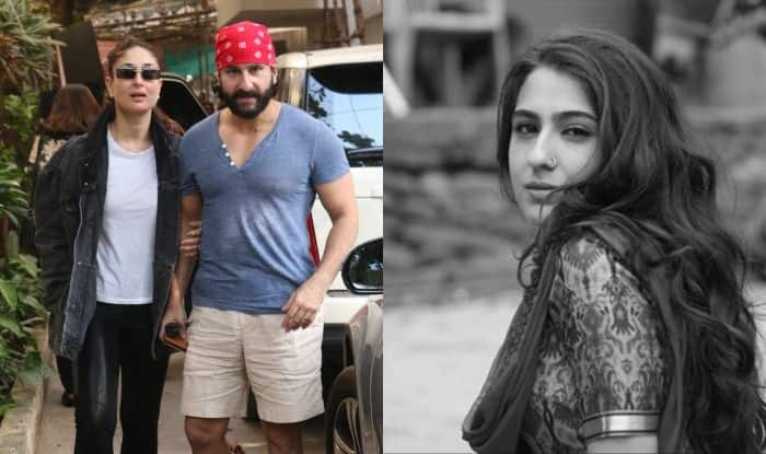 Saif Ali Khan And Kareena Kapoor Khan Finally Watch Sara Ali Khan's Debut Film Kedarnath, See Pics