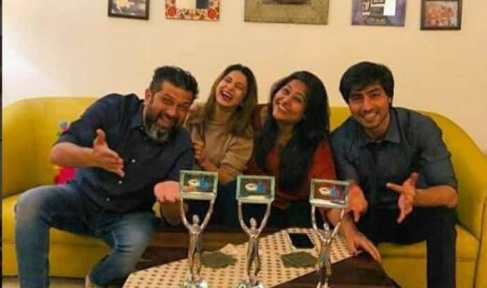 Bepannaah Actors Jennifer Winget-Harshad Chopda Have a Reunion And it Will Make You Miss Their Show, See Pics