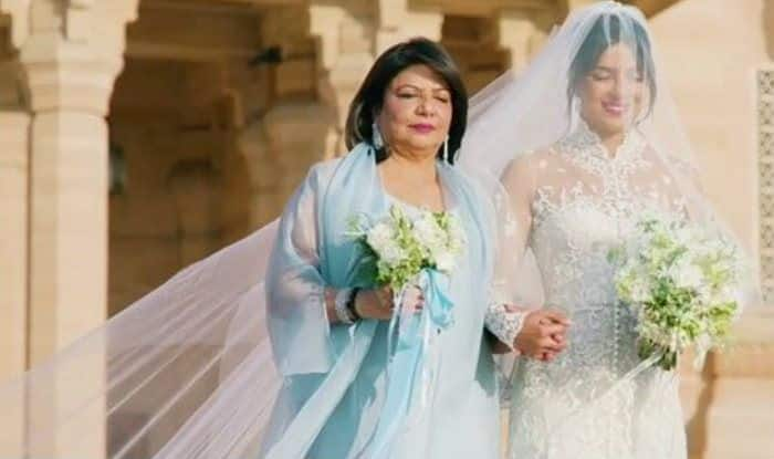 Priyanka Chopra's Mother Madhu Chopra Was Upset With Her During Her Wedding With Nick Jonas, Here's Why