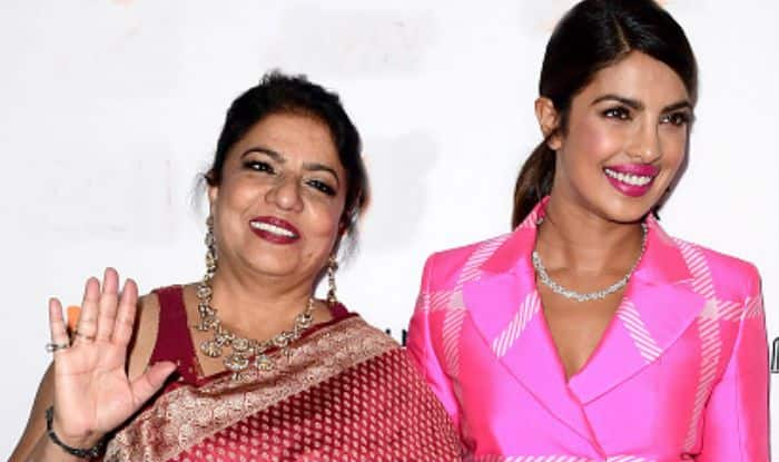 Priyanka Chopra's Mother Comments on The Sexist, Racist Article That Called PC a 'Global Scam Artist'