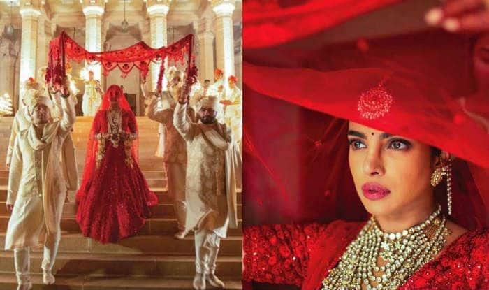 Priyanka Chopra-Nick Jonas New Wedding Pics Out: These Inside Photos From The Big Jodhpur Wedding Show Opulence, Style And Beauty of Love