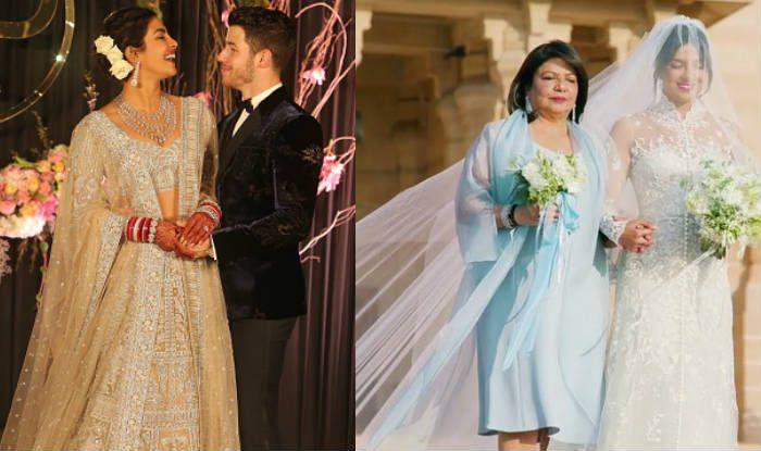 Priyanka Chopra's Mother Reveals She Got Emotional Seeing Her Daughter Dressed up as Bride