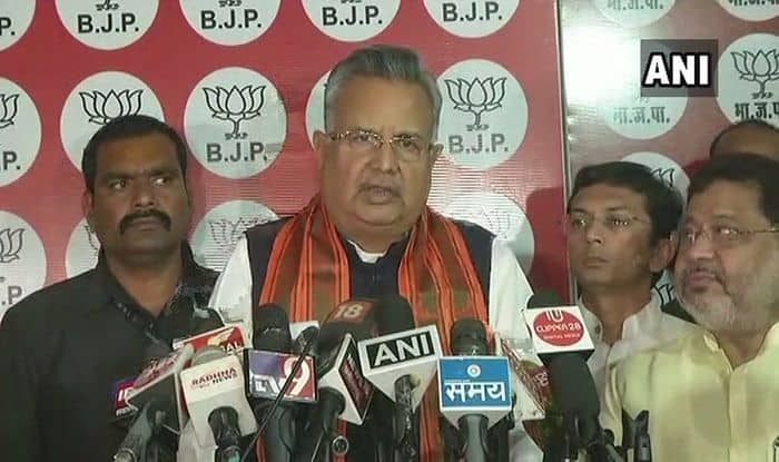 Chhattisgarh Assembly Election 2018 Result: Raman Singh Resigns as Chief Minister