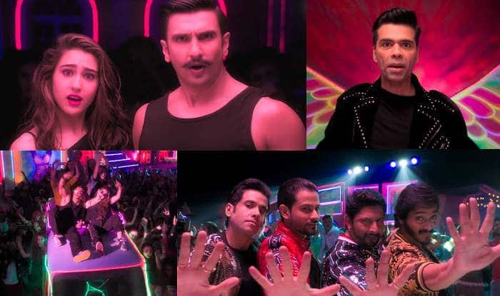 Simmba Aankh Marey Song Out: Ranveer Singh-Sara Ali Khan Burn The Dance Floor With This Super Fun Remix