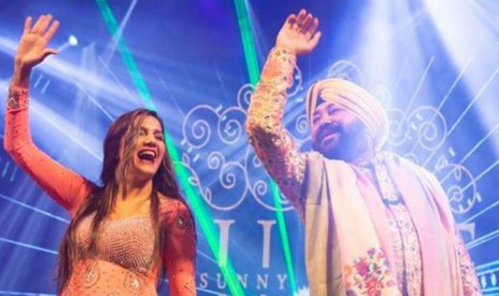 Sapna Choudhary and Daler Mehendi