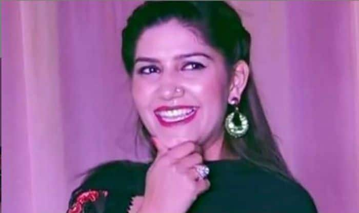 Haryana's Sensational Dancer Sapna Choudhary Flaunts Her Million Dollar Smile in Red Lips, See Beautiful Pic