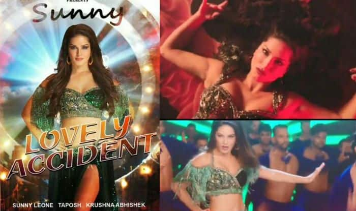 Sunny Leone Looks Hot And Sexy in Shimmery Green in New Song – Lovely Accident, Watch Teaser Here