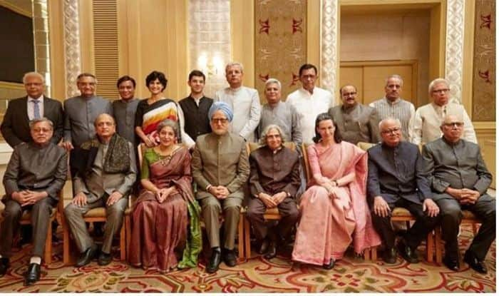 Maharashtra Youth Congress Demands Screening 'The Accidental Prime Minister' Before Release