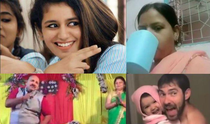 Year-Ender 2018: Priya Prakash Varrier to Dancing Uncle, a Look at Top 10 Viral Videos That Broke The Internet This Year