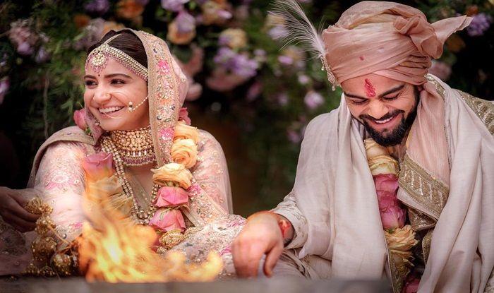 Virat Kohli-Anushka Sharma 1st Wedding Anniversary in Australia: Prithvi Shaw, Wriddhimann Saha, Cricketing Fraternity Wishes Virushka India Captain And Bollywood Actress