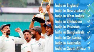 India vs Australia 2018-19 Tests: Virat Kohli's Side Create History on Australian Soil, List of Overseas Wins For India