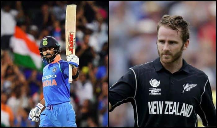 Virat Kohli Or Kane Williamson Or Rohit Sharma Icc Poses