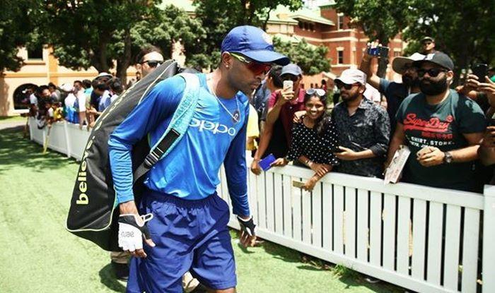 India vs Australia 1st ODI