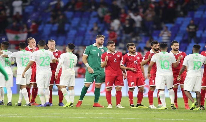 AFC Asian Cup 2019-Saudi Arabai vs Lebanon