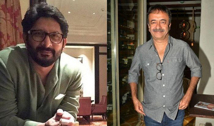 Arshad Warsi and Rajkumar Hirani