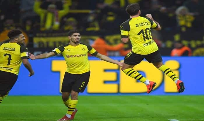 Borussia Dortmund Hammers Hannover 5-1, Solidifies Lead in