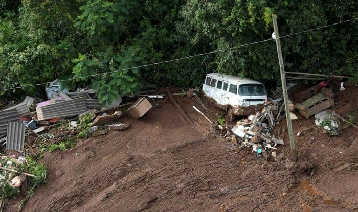 Brazil: Dam Collapse at Vale Mine Leaves 34 Dead; Hundreds Feared Trapped Under Muddy Sludge