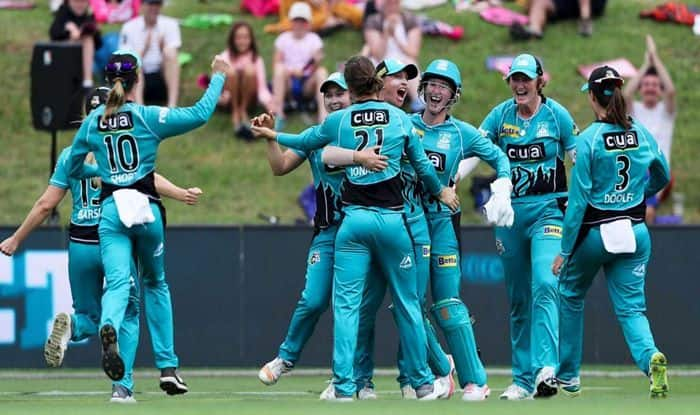 Brisbane Heat WBBL_Picture credits-Twitter