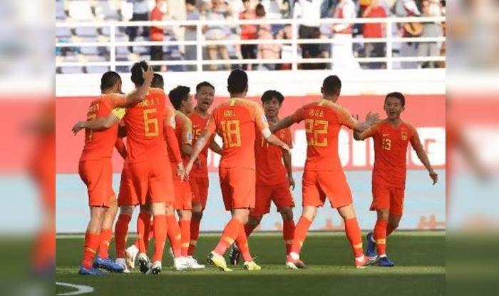 China Football Team