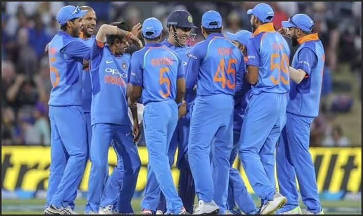Clinical Indian Cricket Team in New Zealand 2019_Picture credits-BCCI official twitter handle