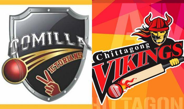 Comilla Victorians vs Chittagong Vikings