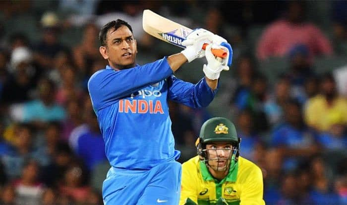 1st ODI: MS Dhoni Surpasses Rohit Sharma to Become India's Leading Six-Hitter in ODI Format, Former Skipper Achieved Feat Against Australia