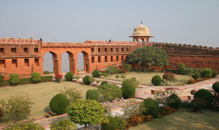 Jaipur garden