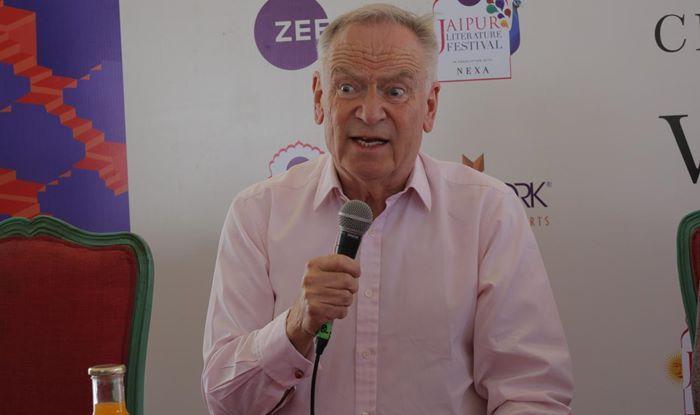 Sachin Tendulkar Was Great But Rahul Dravid my Personal Hero: Jeffrey Archer at ZEE Jaipur Literature Festival 2019